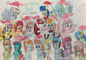 Merry Christmas 2018 by JohnG15