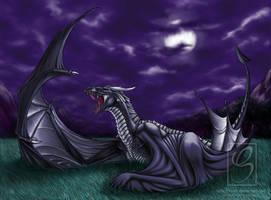 Yawns by FlamSlade