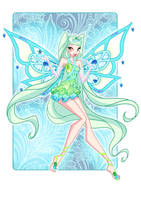 Axel Enchantix Fairy by Other-Fairies