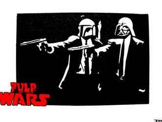 Pulp Wars by Menco