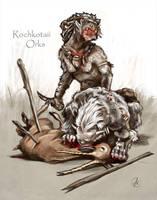 Rochkotaii-Orcs by KonradV