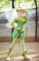 Tinkerbell - Tinkerbell and the lost treasure by ShuxxCosplay