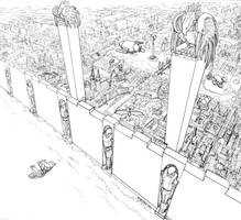 goblin city by zersen