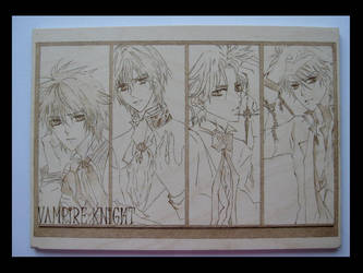 Vampire Knight : Night 007 by tuchka251