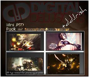 +dd.Irish Mini PSD Pack by Tummonboi