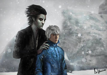 What goes together better than cold and dark? by DominiqueWesson