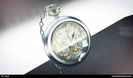 Tic tac II by RossoDH