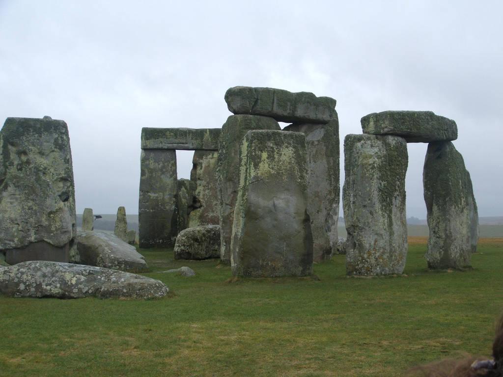 Stonehenge by Atrail8Stock