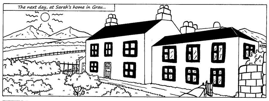 Zander Adventure Strip 75 by MDKartoons