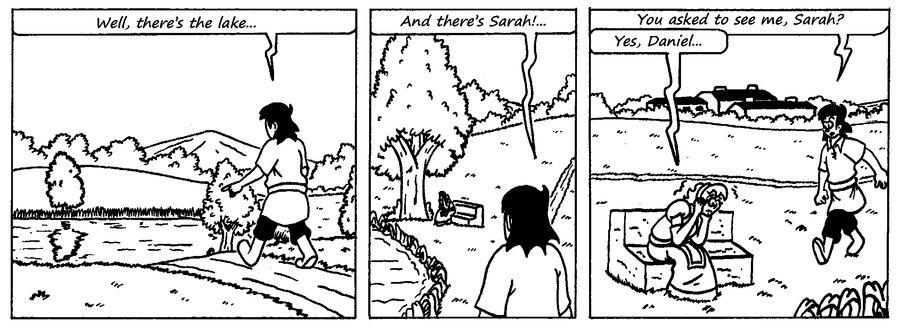 Zander Adventure Strip 79 by MDKartoons