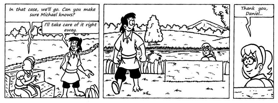 Zander Adventure Strip 86 by MDKartoons
