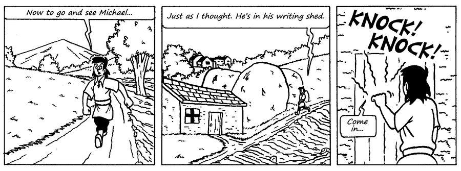 Zander Adventure Strip 87 by MDKartoons