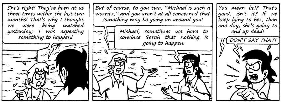 Zander Adventure Strip 90 by MDKartoons
