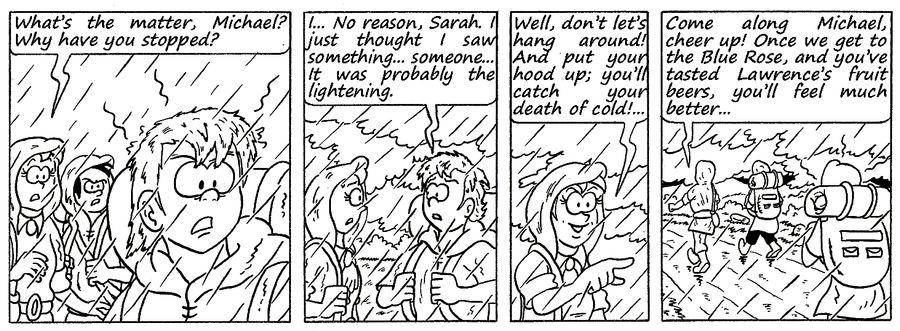 Zander Adventure Strip 126 by MDKartoons