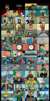 The Blue Lotus Part 2 Tele-Snaps by MDKartoons