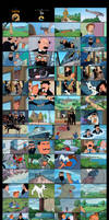 The Black Island Part 1 Tele-Snaps by MDKartoons