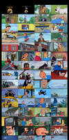 The Black Island Part 2 Tele-Snaps by MDKartoons