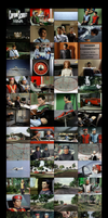 Captain Scarlet Episode 4 Tele-Snaps by MDKartoons