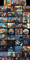 Dogtanian Episode 21 Tele-Snaps by MDKartoons