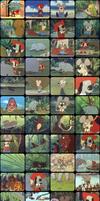Dogtanian Episode 22 Tele-Snaps by MDKartoons