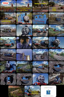 Thomas and Friends Episode 1 Tele-Snaps by MDKartoons