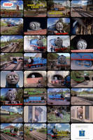 Thomas and Friends Episode 4 Tele-Snaps by MDKartoons