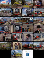 Thomas and Friends Episode 10 Tele-Snaps by MDKartoons