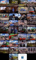Thomas and Friends Episode 16 Tele-Snaps by MDKartoons