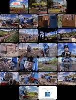 Thomas and Friends Episode 25 Tele-Snaps by MDKartoons