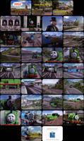 Thomas and Friends Episode 17 Tele-Snaps by MDKartoons