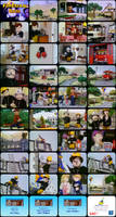 Fireman Sam Episode 1 Tele-Snaps by MDKartoons