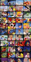 Mega Man Episode 1 Tele-Snaps by MDKartoons