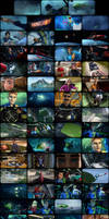 Thunderbirds Are Go Episode 1 Tele-snaps Part 1 by MDKartoons
