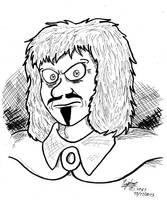 Morris Mukthing by MDKartoons