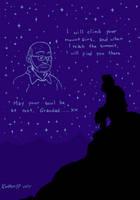RIP Grandad Alec (1939-2017) by MDKartoons