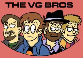 VG Bros Logo by MDKartoons