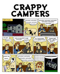 Crappy Campers - Part 01 by MDKartoons