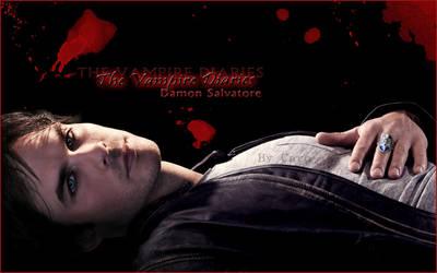The V.D. Damon Salvatore by Caro43