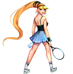 Tennis Diana by Velsinte