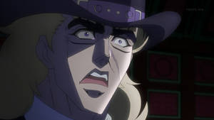 Even Speedwagon Is Afraid by theundeadunicorn