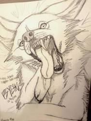 Psycho by KaleidoPiglet