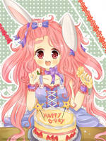.Let's eat Cake. by lNeko-Hime