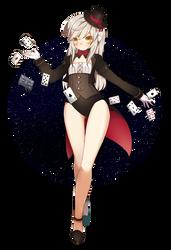 .Magician. by lNeko-Hime