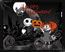 Happy Halloween by Myn1990