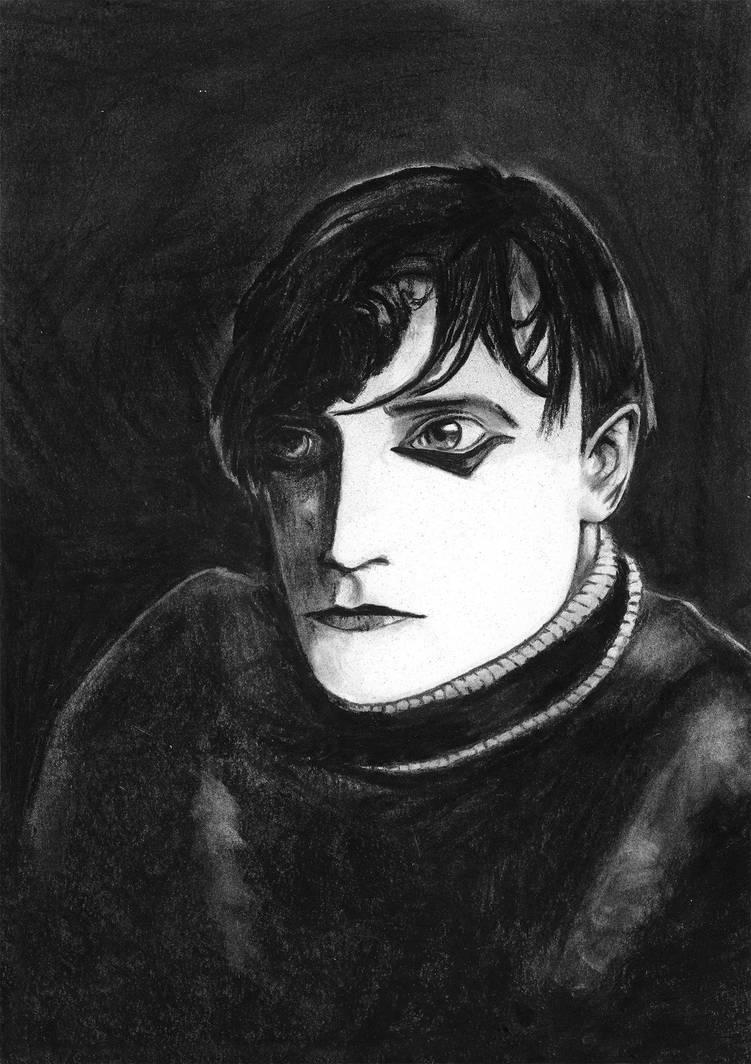 Conrad Veidt As Cesare Cabinet Des Dr Caligari By Shaakai On