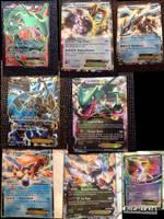 My pokemon collection pokemon EX V2 by jomy10
