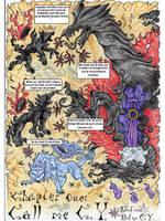 Chakra -B.O.T. Page 1 Dutch/Flemish by jomy10