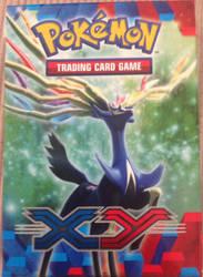 My New pokemon theme deck XY by jomy10