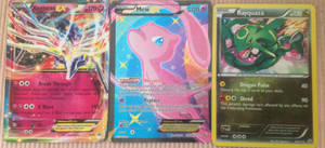 My new cards: top 3 by jomy10