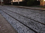 Frozen Tramline by jomy10